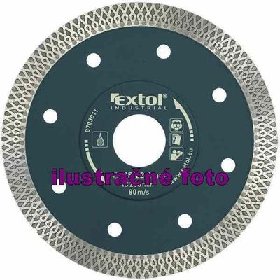 Kotúč rezný diamantový 230mm Turbo ThinCut 8703015