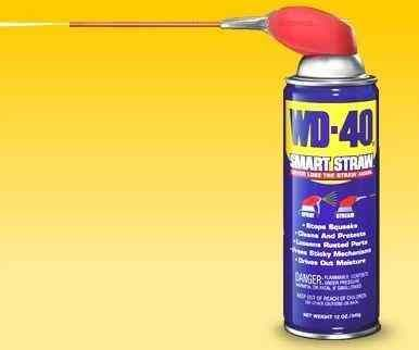 WD-40 450ml SMART STRAW